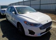 2019 FORD FUSION SEL #1512415300