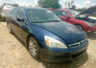 2007 HONDA ACCORD SE #1512921052