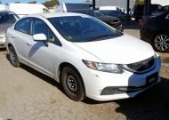 2014 HONDA CIVIC LX #1518834815