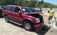 2005 CADILLAC ESCALADE LUXURY #1525228660