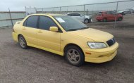 2003 MITSUBISHI LANCER OZ RALLY #1525704330