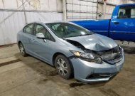 2013 HONDA CIVIC HYBR #1526358640