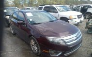 2012 FORD FUSION SEL #1526606325