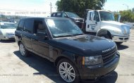 2011 LAND ROVER RANGE ROVER HSE LUXURY #1528315042