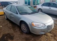 2005 CHRYSLER SEBRING TO #1533708142