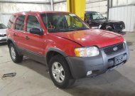 2002 FORD ESCAPE XLT #1534123852