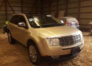 2010 LINCOLN MKX #1534134940