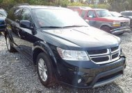 2017 DODGE JOURNEY SX #1536714145
