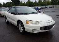 2001 CHRYSLER SEBRING LX #1537577230