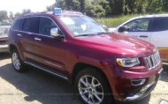 2015 JEEP GRAND CHEROKEE SUMMIT #1538303842