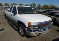 2004 GMC NEW SIERRA #1538464320
