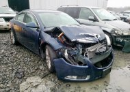 2011 BUICK REGAL CXL #1539800220