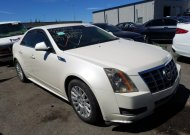 2012 CADILLAC CTS LUXURY #1540229185