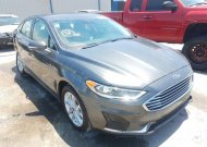 2019 FORD FUSION SEL #1541128168