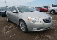 2011 BUICK REGAL CXL #1544142352