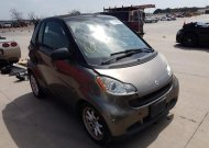 2009 SMART FORTWO PAS #1546154565