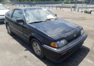 1987 HONDA CIVIC 1500 #1549499200