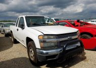 2004 CHEVROLET COLORADO #1552085858