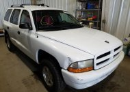 2002 DODGE DURANGO SP #1553761458