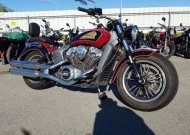 2017 INDIAN MOTORCYCLE CO. SCOUT ABS #1555492205