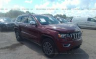 2020 JEEP GRAND CHEROKEE LIMITED #1556158522