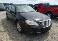 2013 CHRYSLER 200 TOURIN #1556334370