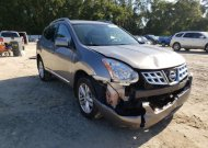 2012 NISSAN ROGUE S #1556358778