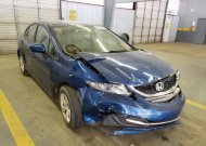 2015 HONDA CIVIC LX #1570519722