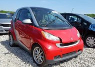 2009 SMART FORTWO PUR #1574238608