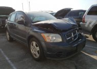 2008 DODGE CALIBER SX #1575154068