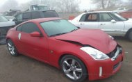 2007 NISSAN 350Z COUPE #1577836685