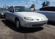 2000 FORD ESCORT ZX2 #1578037512