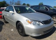 2002 TOYOTA CAMRY LE #1580485832