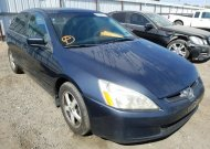2004 HONDA ACCORD EX #1580966420