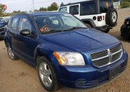 2009 DODGE CALIBER SX #1584578965