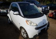 2009 SMART FORTWO PUR #1588574490
