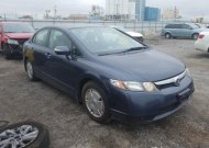 2007 HONDA CIVIC HYBR #1591173180