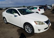 2009 LEXUS IS 250 #1591191455