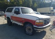 1993 FORD BRONCO II #1591683270
