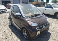2013 SMART FORTWO PUR #1592721280