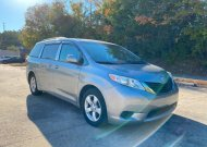 2015 TOYOTA SIENNA LE #1594838412