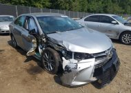 2017 TOYOTA CAMRY LE #1596260948