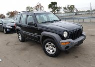 2004 JEEP LIBERTY SP #1600150780