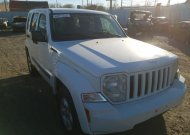 2009 JEEP LIBERTY SP #1603392635