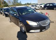 2011 BUICK REGAL CXL #1603695758