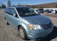 2008 CHRYSLER TOWN & COU #1604109070