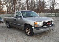 2001 GMC NEW SIERRA #1606811175