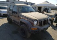 2002 JEEP LIBERTY SP #1606826958