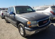 2002 GMC NEW SIERRA #1607900425
