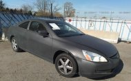 2003 HONDA ACCORD CPE EX #1608199430